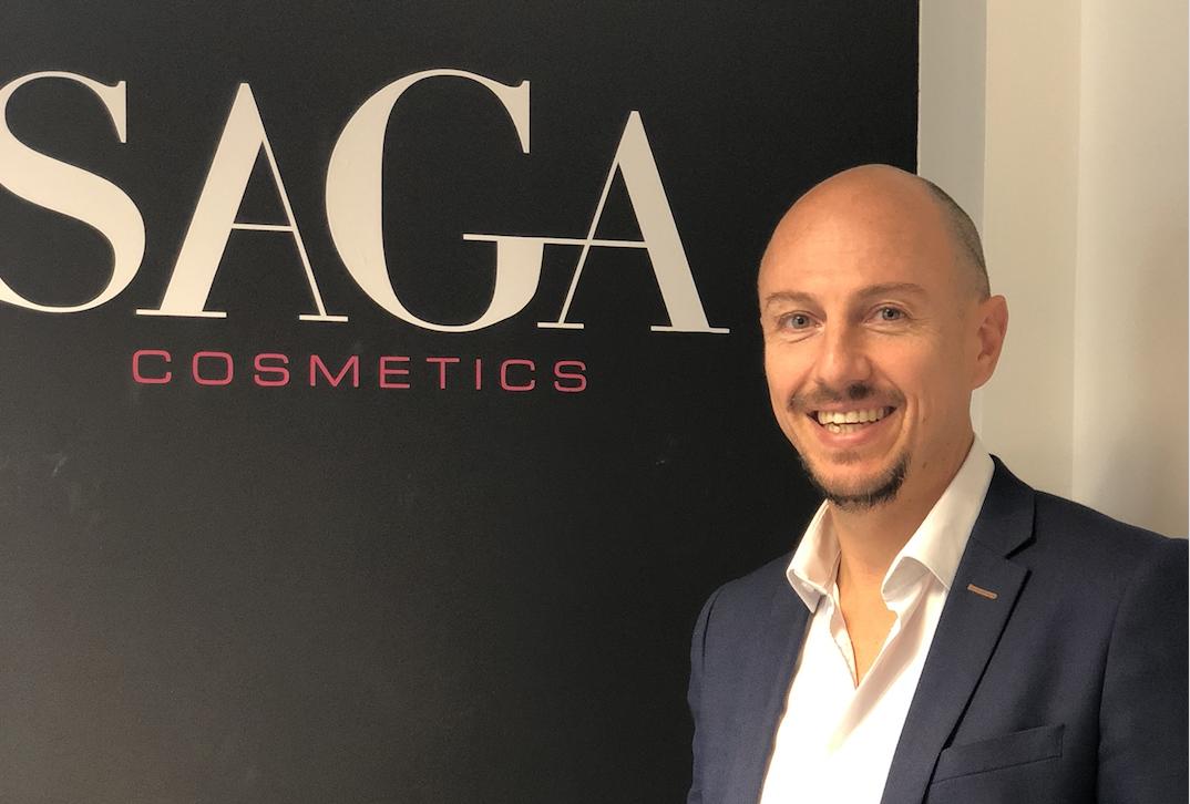 Xavier lanoue   saga cosmetics