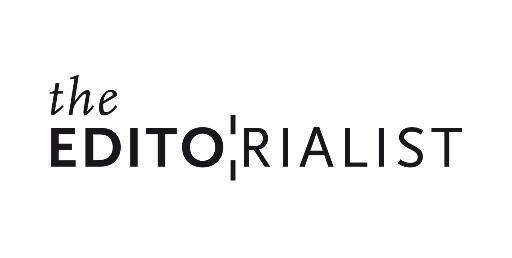 Logo the editorialist